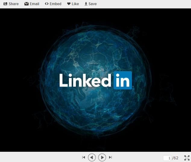 2014 LinkedIn Company Presentation
