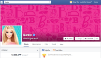 Barbie - Facebook