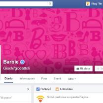 Barbie - Facebook