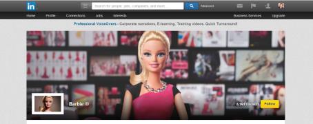 Barbie - LinkedIn