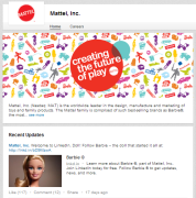 Mattel - LinkedIn